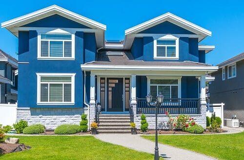 เลือกสีทาบ้านภายนอก