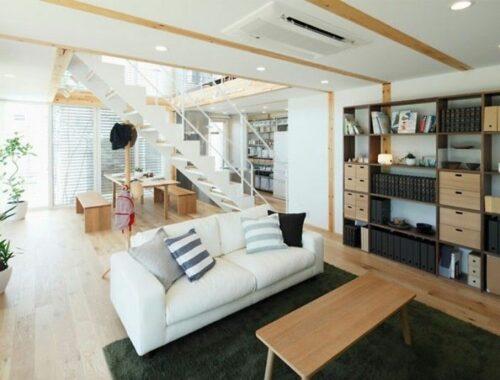 การออกแบบ บ้านสไตล์มินิมอล