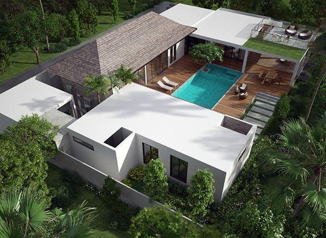 Luxury Villas for sale หรู
